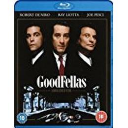 Goodfellas [Blu-ray] [1990] [Region Free]